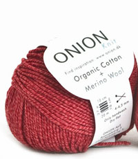 Organic Cotton + Merinowool från Onion